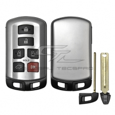 TOYOTA SMART REMOTE SHELL(SIENNA)