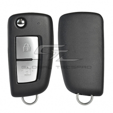 NISSAN FLIP REMOTE SHELL